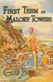 Malory towers cover
